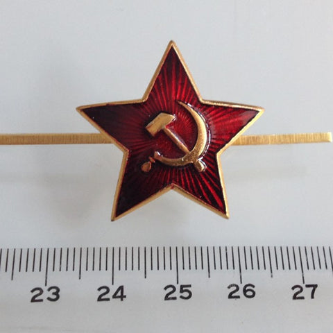 Communist Party Pin Badge - True crime shop