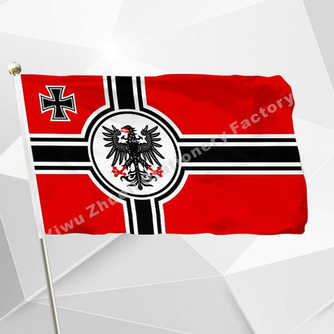Germany Greater German reich war flag - True crime shop