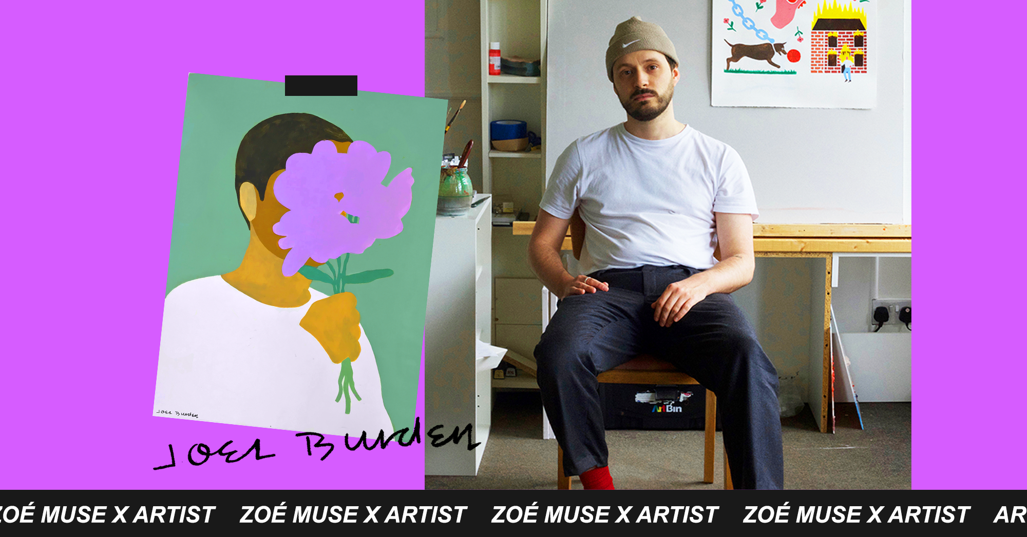 Joel Burden x Zoé Muse | UK