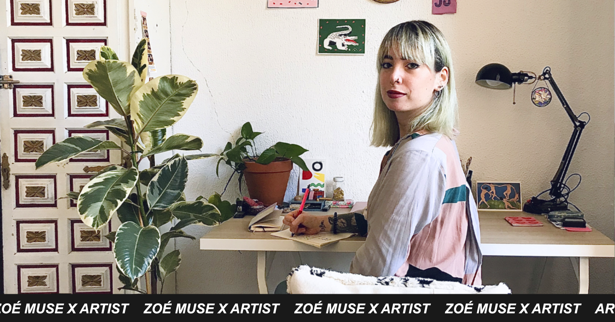 Julie Costentin x Zoé Muse | SPAIN