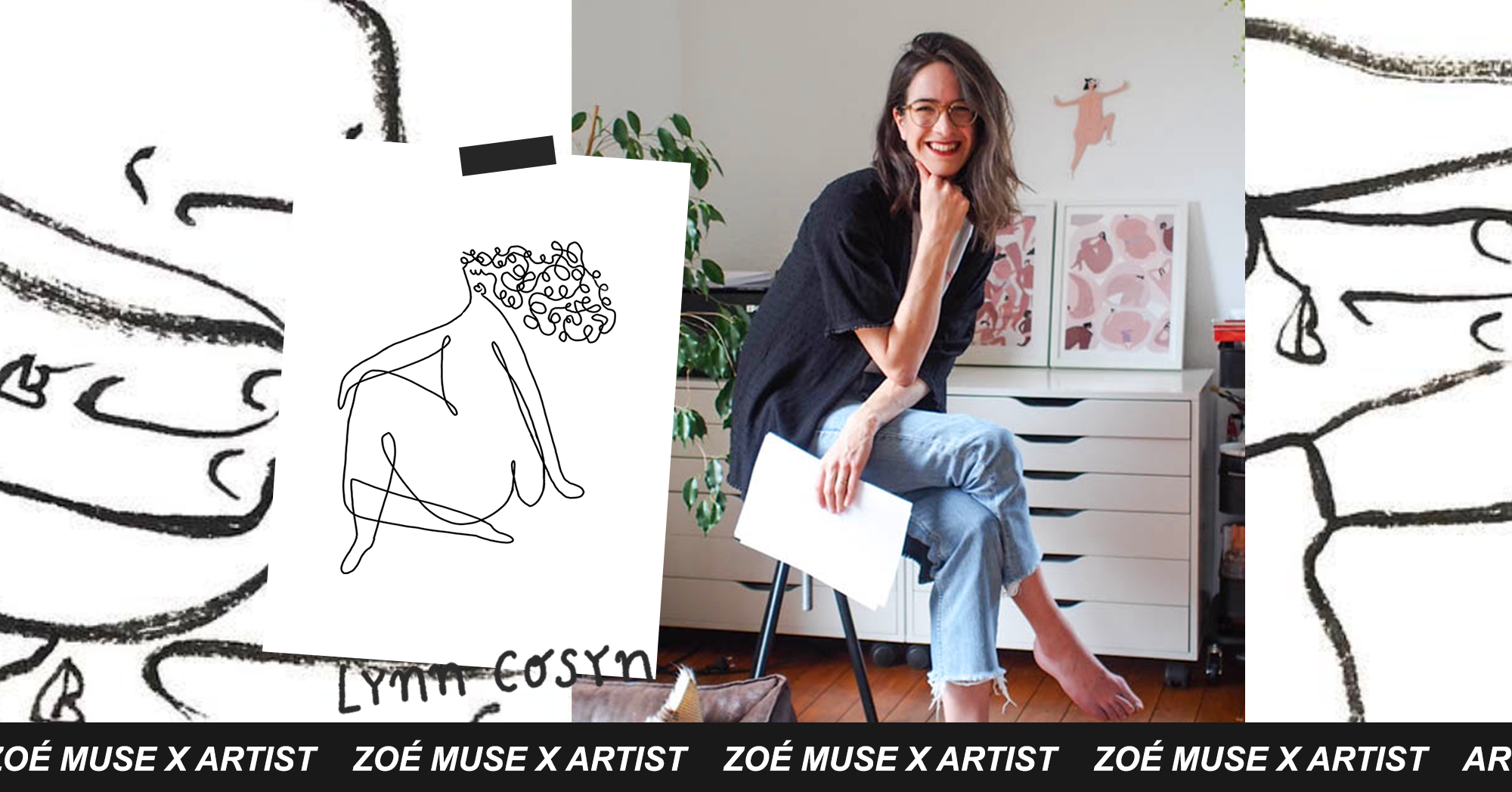 Lynn Cosyn x Zoé Muse | LUXEMBOURG