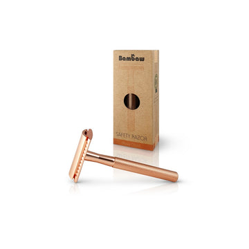 Bambaw Safety Razor Rose Gold