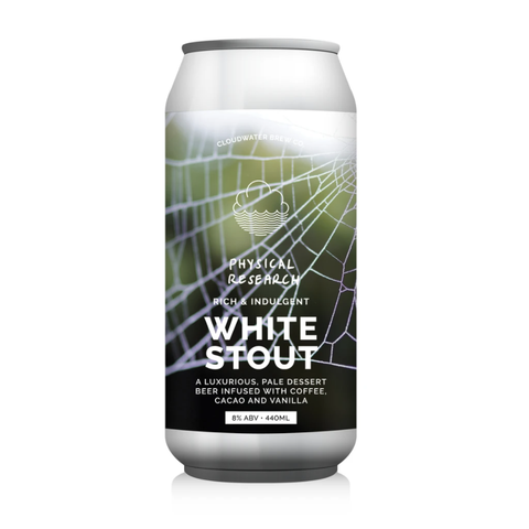 Physical Research White Stout 8% (440ml)