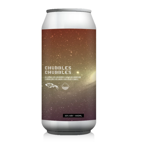 Chubbles Chubbles (Cloudwater X The Veil) DDH TIPA 10% (440ml)