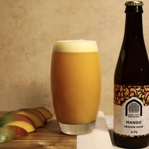 Mango Session Sour 4.7%  (330ml)
