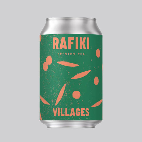 Rafiki Session IPA 4.3% (330ml)