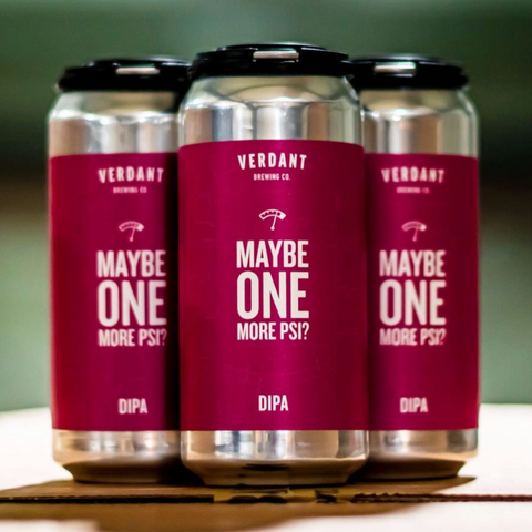 Maybe One More PSI Double IPA 8% (440ml)