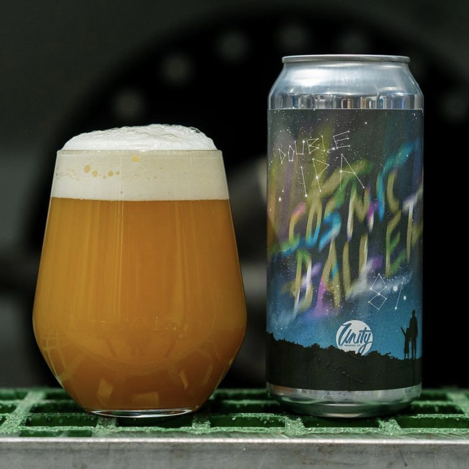 Cosmic Ballet DIPA 8% (440ml)