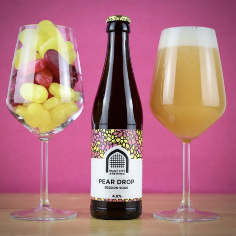 Pear Drop Session Sour 4.8% (330ml)