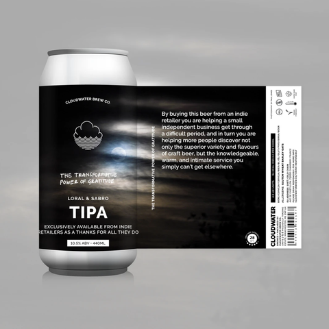 The Transformative Power Of Gratitude TIPA 10.5% (440ml)
