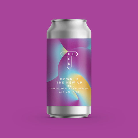 Down Is The New Up IPA 6.5% (440ml)