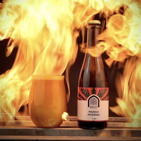 Mango Inferno Sour 7.2% (375ml)