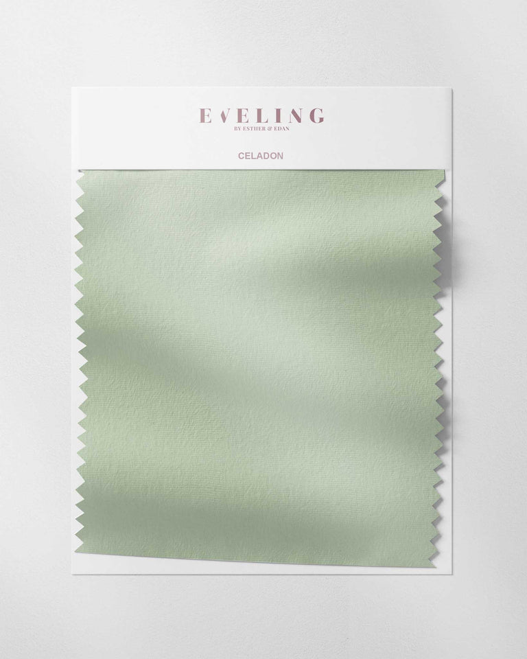 Celadon Fabric Swatch