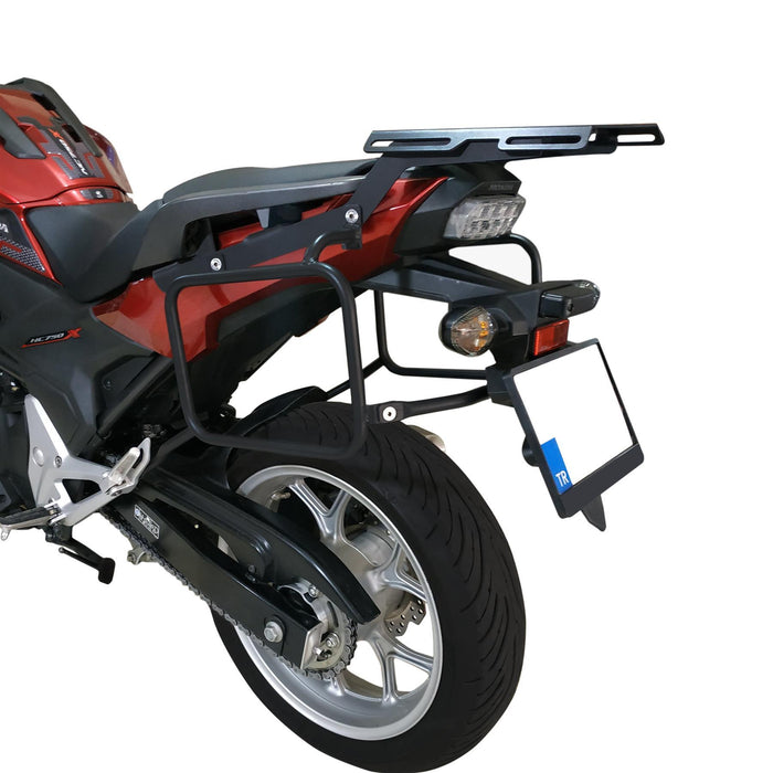 Honda NC 750X//NC750S//NC700X//NC700S//NC700D//NC750D rear rack luggage carrier