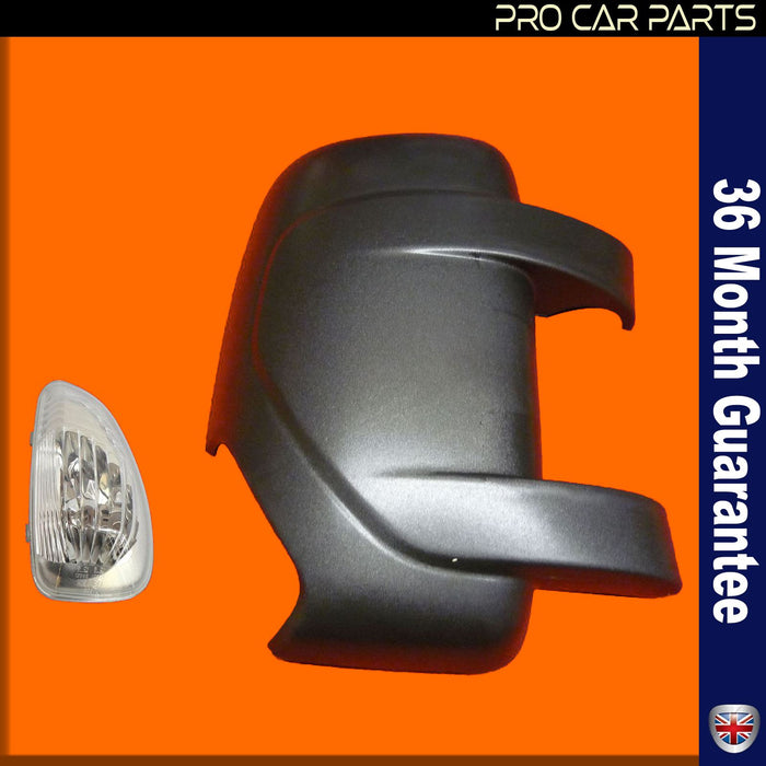 Renault Master wing mirror cover cap right side