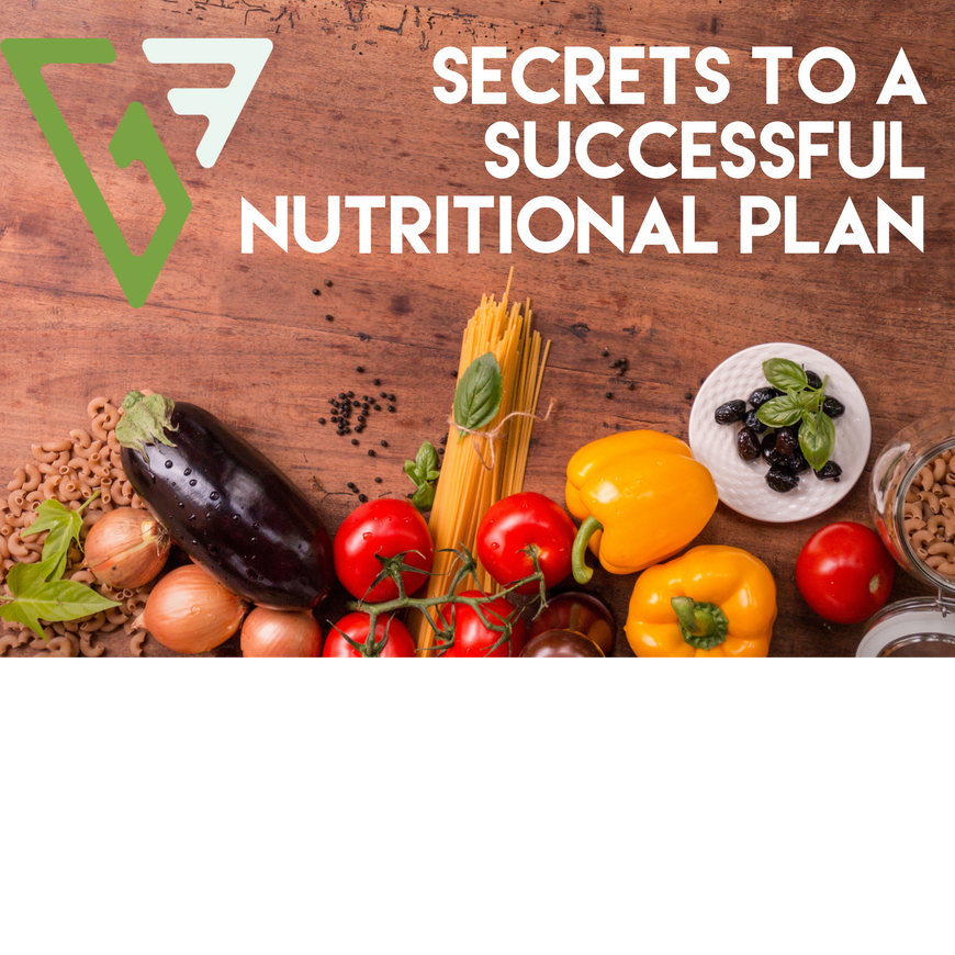 The secret to a successful nutrition plan is ……