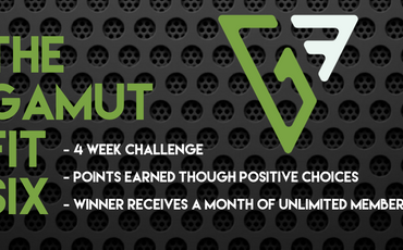 The Gamut Fit Six Nutrition and Lifestyle Challenge