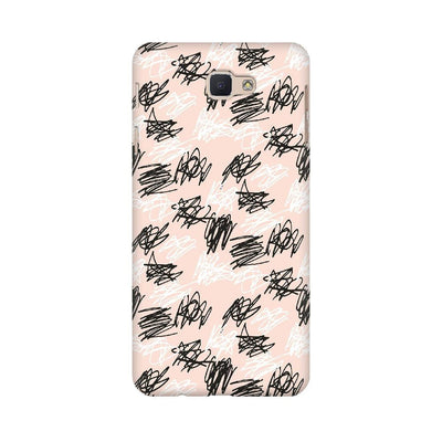 Brush Scribble Samsung Mobile Covers