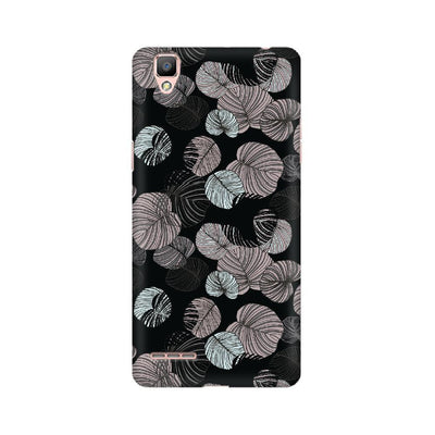 Leaves In Dark Oppo Mobile Covers