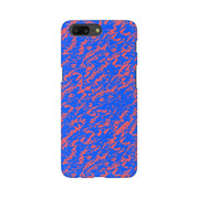 Purple Red Marble OnePlus Mobile Covers