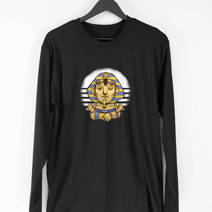 Sphynx Full Sleeve T-Shirt