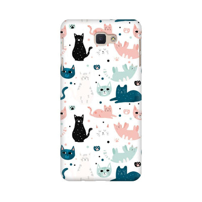 Cat pattern Samsung Mobile Covers