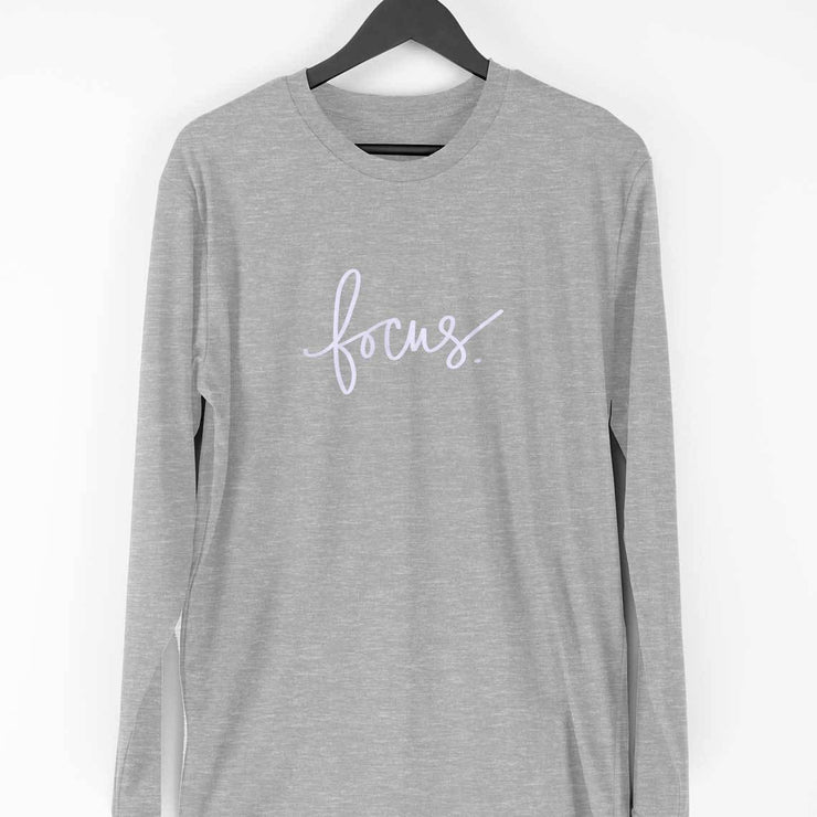 Focus Full Sleeve T-Shirt