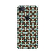 Abstract Geometrical Pattern iPhone Mobile Covers