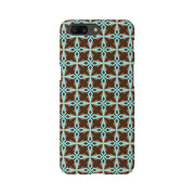 Abstract Geometrical Pattern OnePlus Mobile Covers