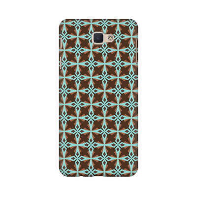Abstract Geometrical Pattern Samsung Mobile Covers