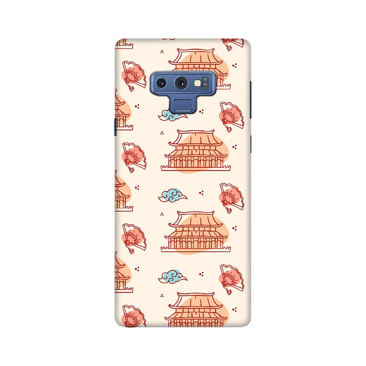 Chines New Year Pattern Samsung Mobile Covers