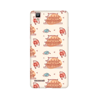 Chinese New Year Pattern Oppo Mobile Covers