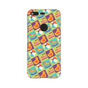 Colorful Kids Toys Pattern Google Mobile Covers