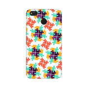 Colorful Puzzle Pattern Xiaomi Mobile Covers