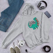 Readosaurus Unisex Hooded Sweatshirt
