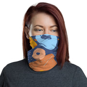 Artistic Dimensions Neck Gaiter #Orange