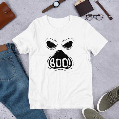 Ghost Boo Men/Unisex Half Sleeve T-Shirt