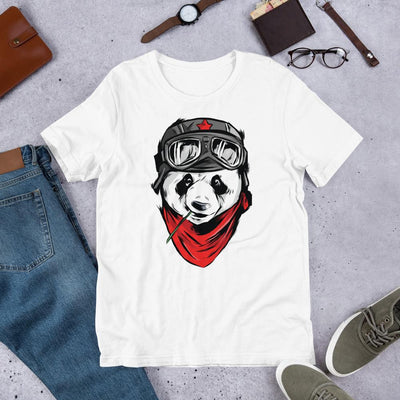 Cool Panda Half Sleeve T-Shirt