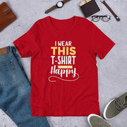 Happy Half Sleeve T-Shirt