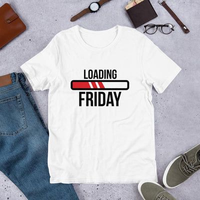Loading Friday Half Sleeve T-Shirt