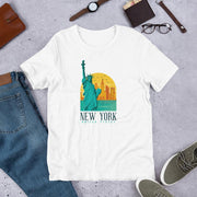New York City Half Sleeve T-Shirt