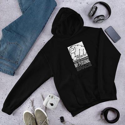 Personal Space Unisex Hooded Sweatshirt