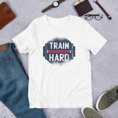 Train Hard Half Sleeve T-Shirt
