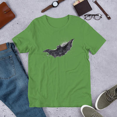 Bat Halloween Half-Sleeve T-Shirt