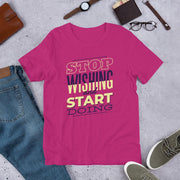 Start Doing Half Sleeve T-Shirt