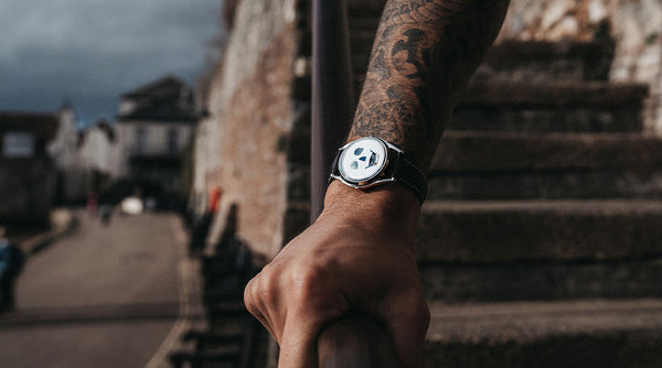 The story behind our memento mori watches