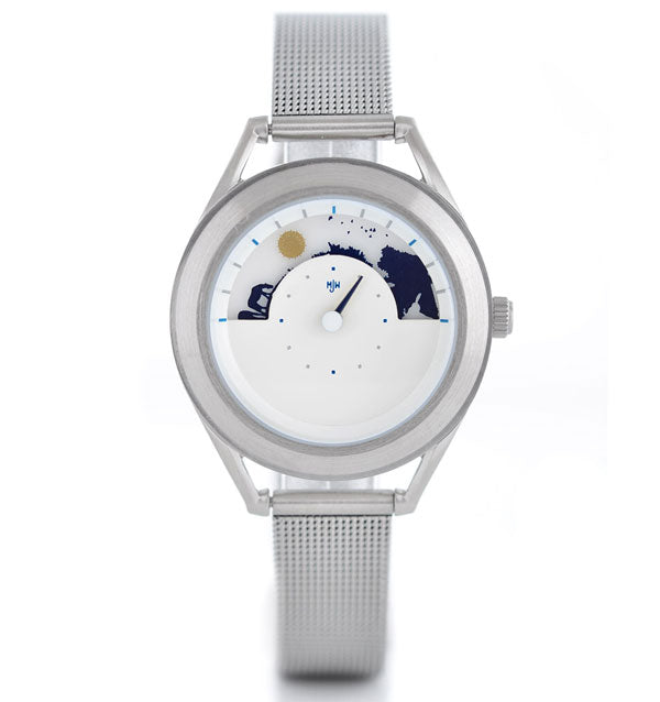 Sun and Moon ladies watch