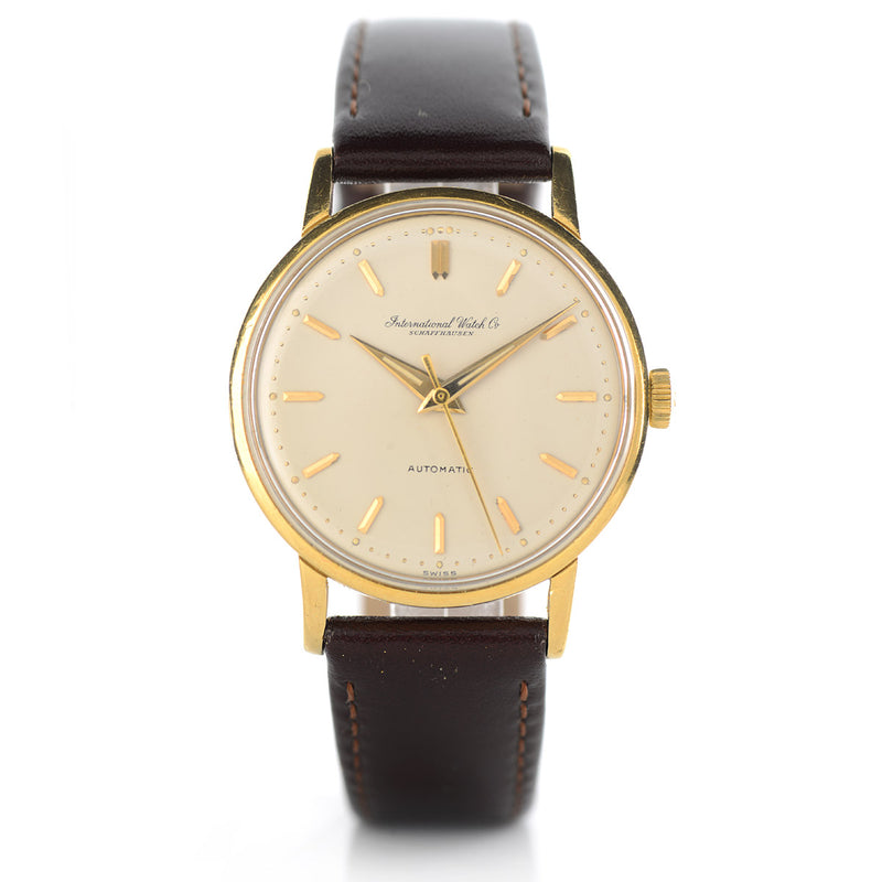 IWC gold cased automatic (1959)