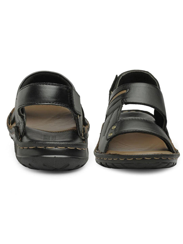Hook And Loop Casual Sandal