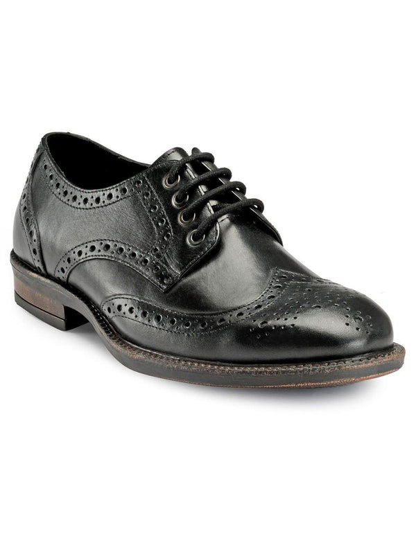 Lace-Up Derby Shoe